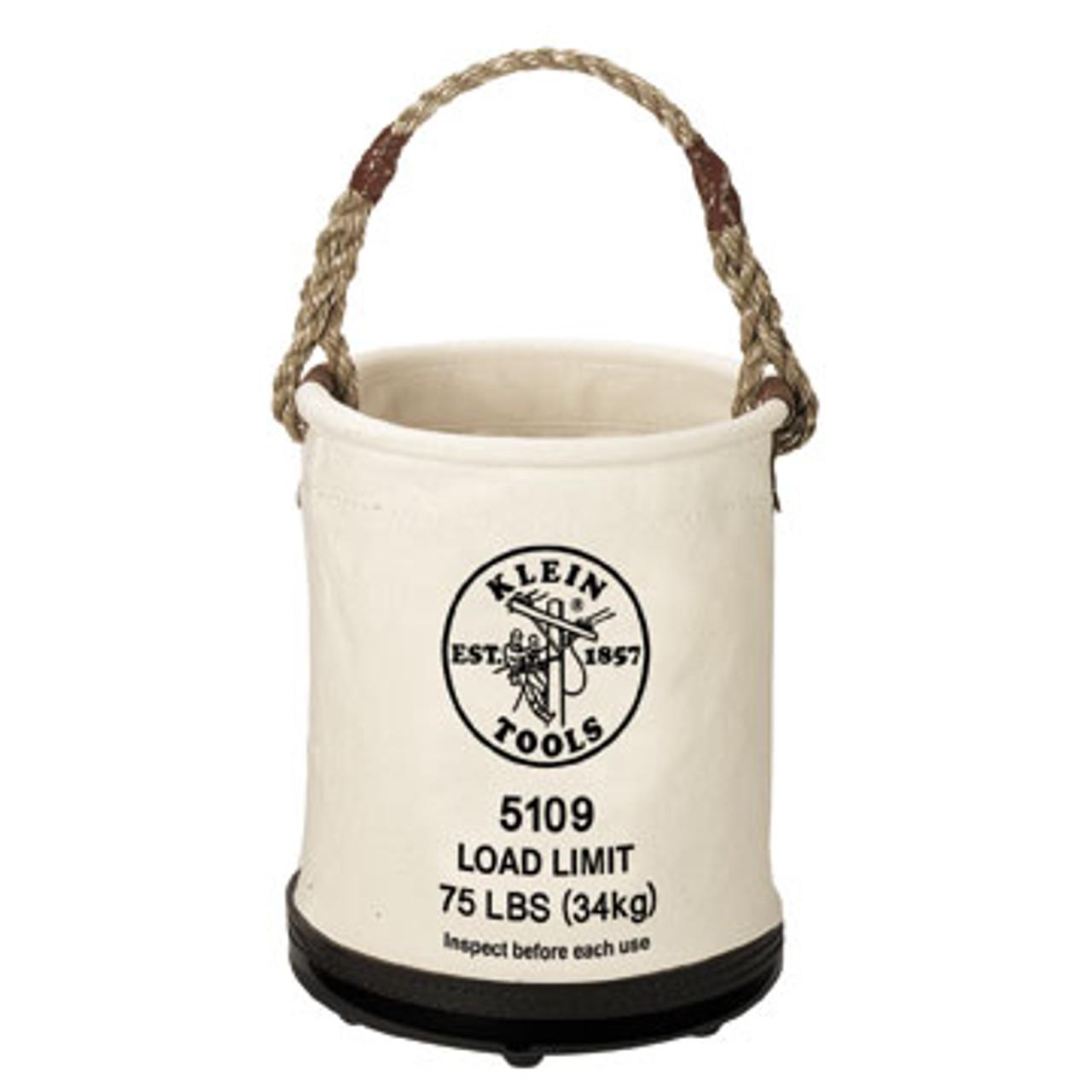 Klein 5109 Load Rated Plastic-Bottom Bucket