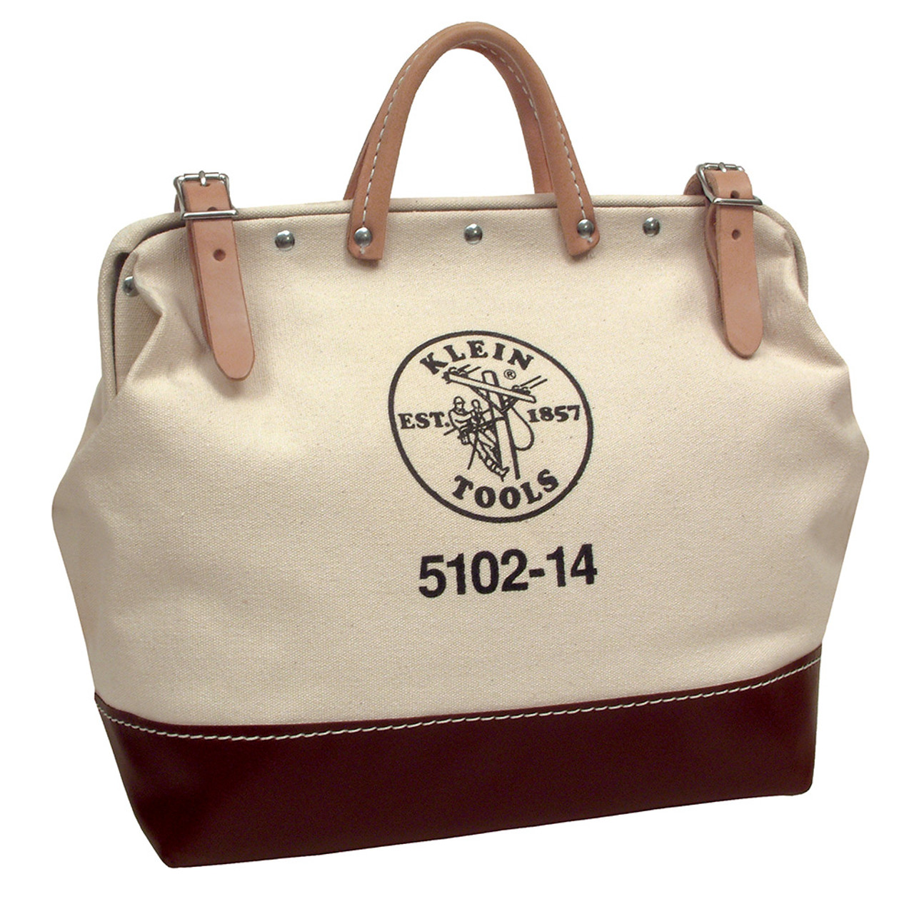 "5102-14 14"" Canvas Klein Tool Bags"