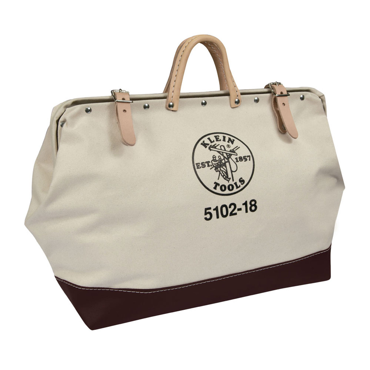 "5102-18 18"" Canvas Klein Tool Bags"