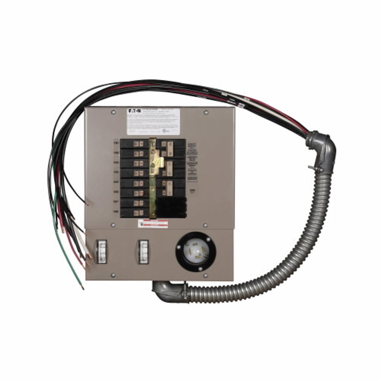 CH10EGEN3060  Emergency Generator Panel