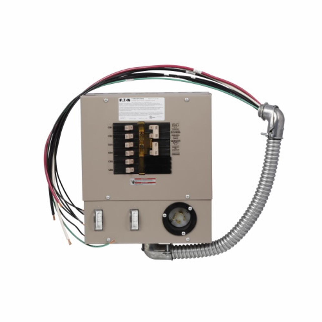 CH6EGEN2060 Emergency Generator Panel