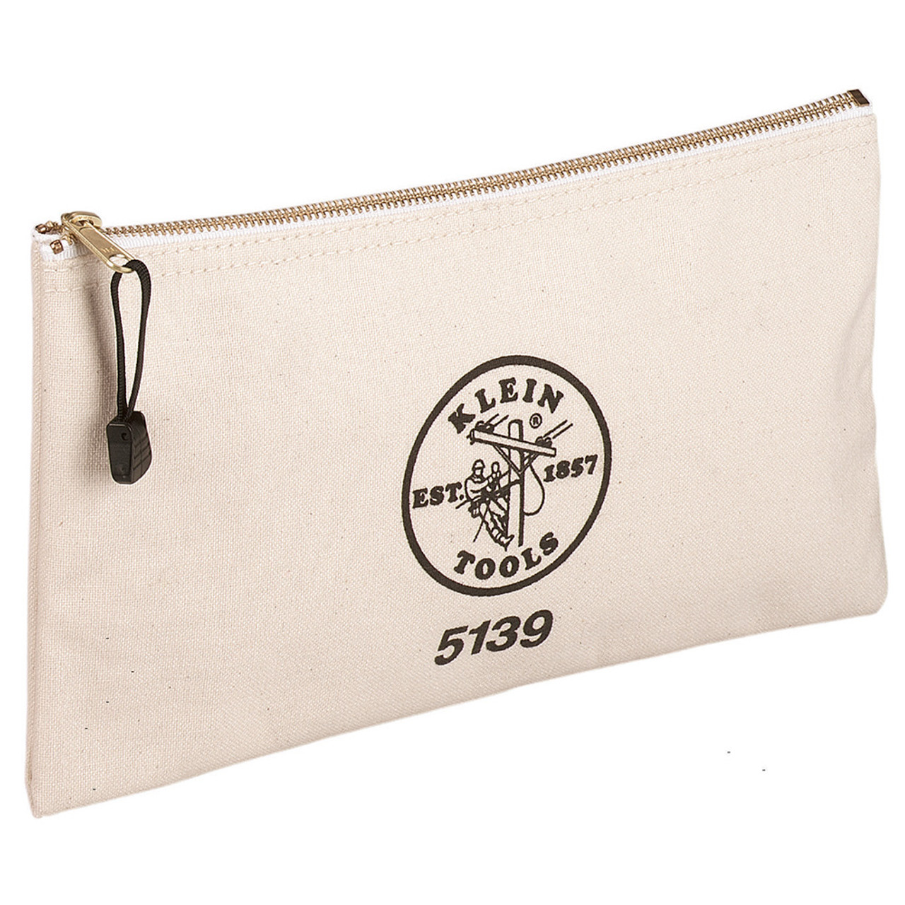 Klein 5139 Canvas Zipper Bag