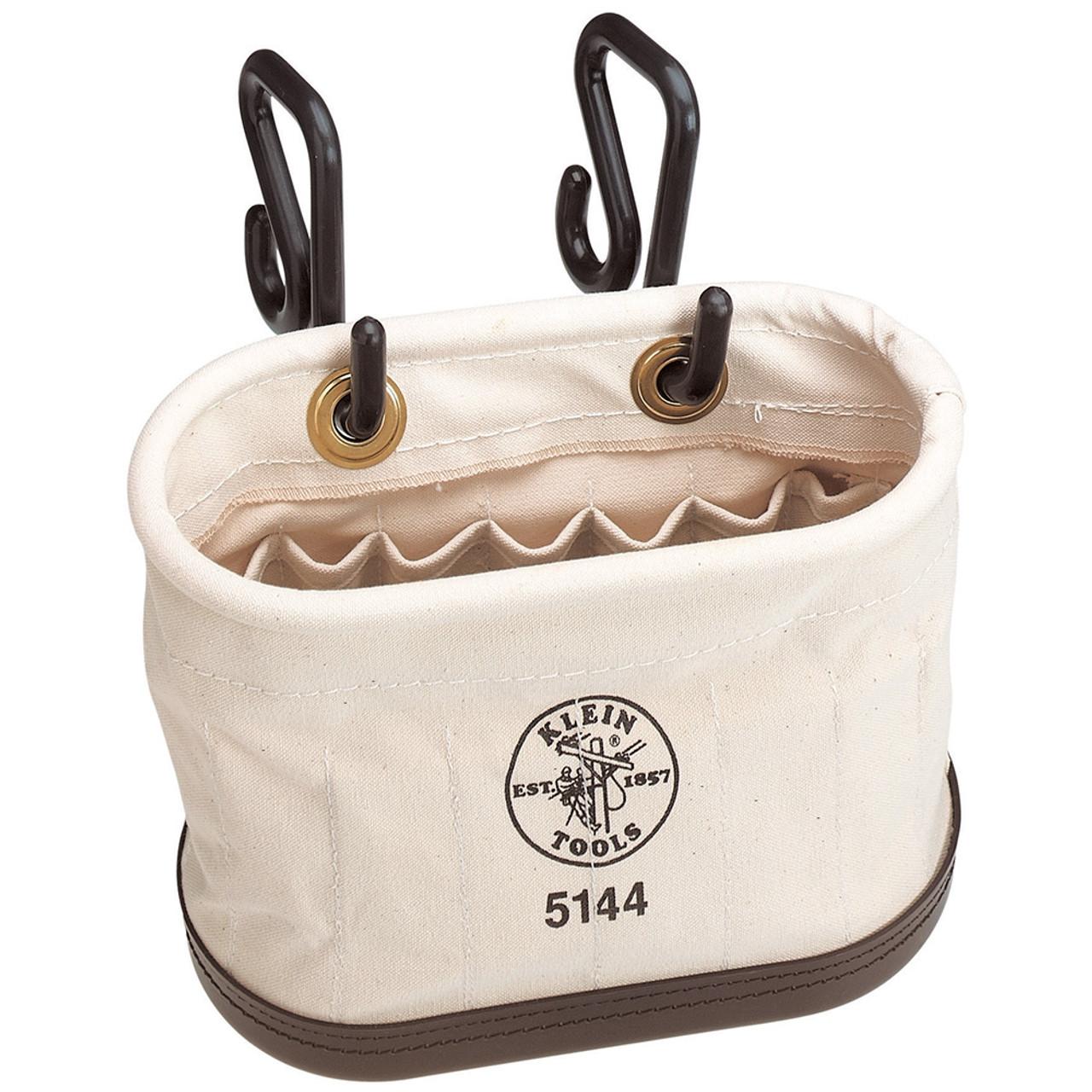 Klein 5144  Aerial-Basket Oval Bucket - 15 Pockets