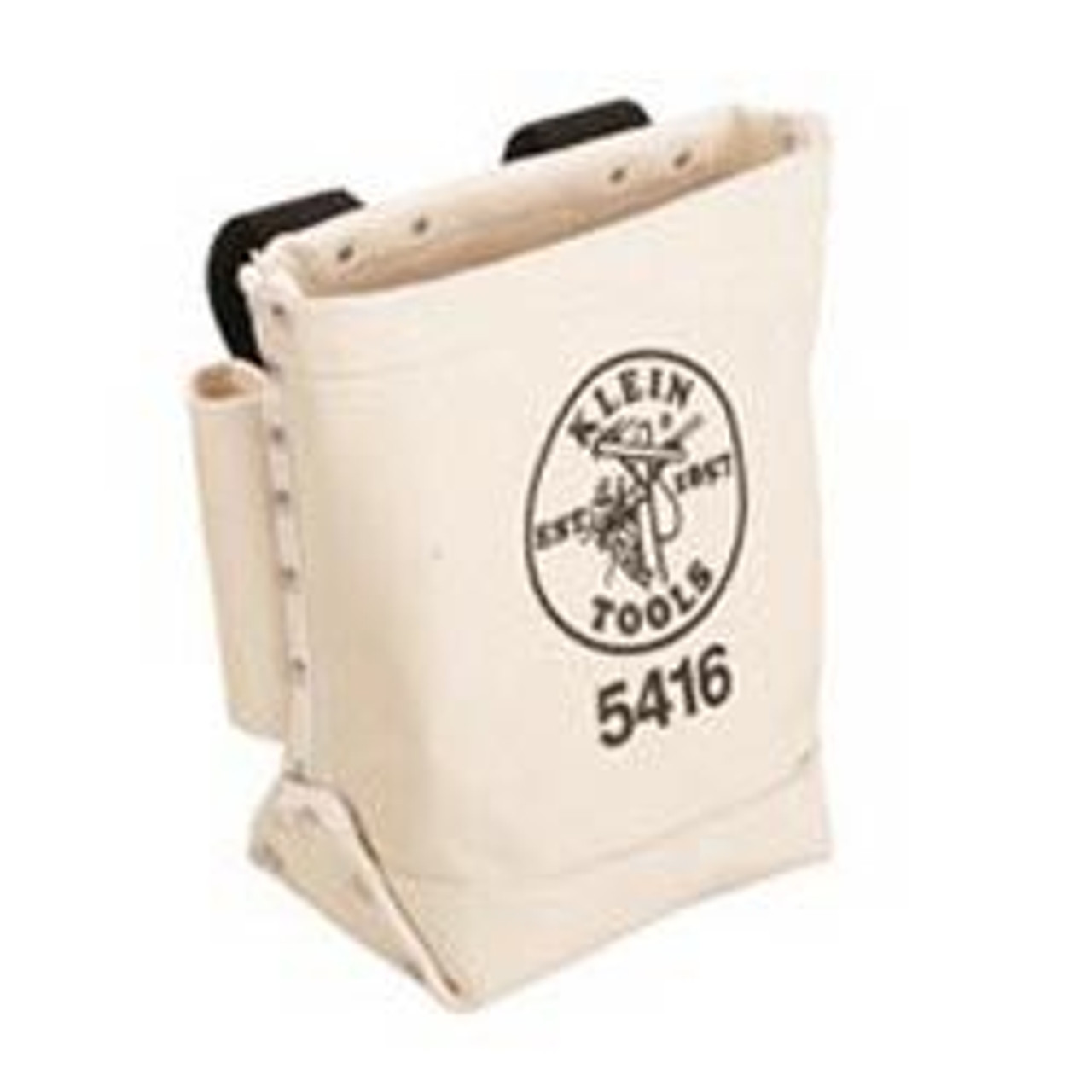 Klein 5416 Canvas Bolt and Bull-Pin Bag