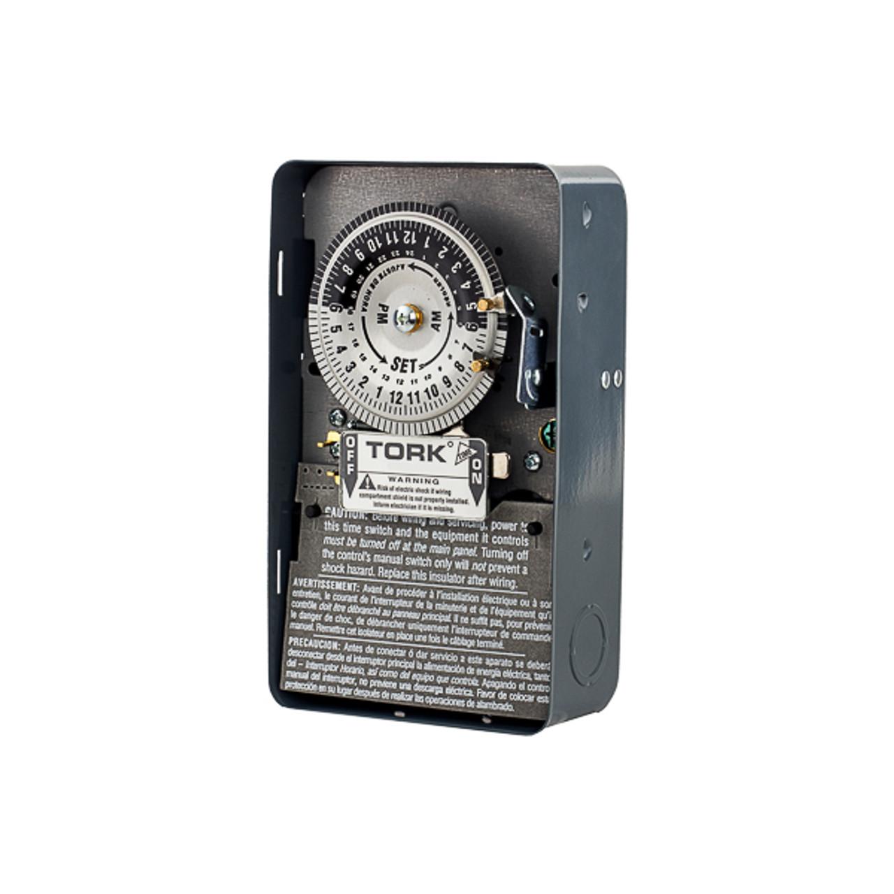 Nsi Tork 1104BM-IAP 208-277v DPST Timer Mechanism