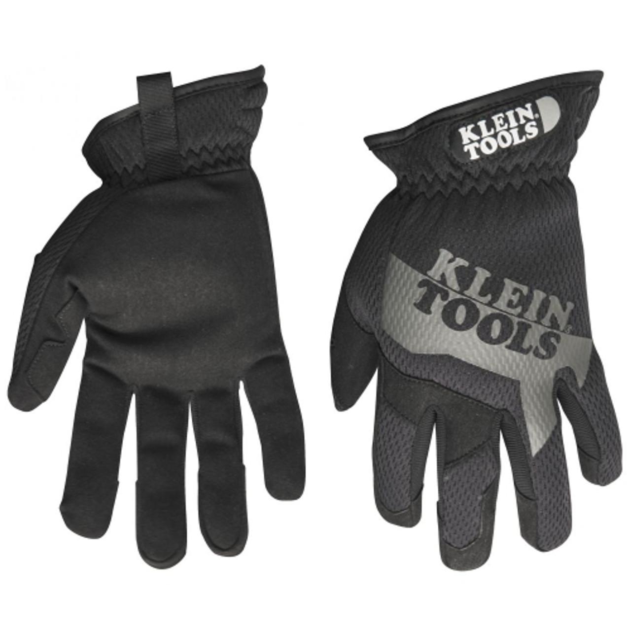 Klein 40205 Journeyman Utility Gloves, Medium