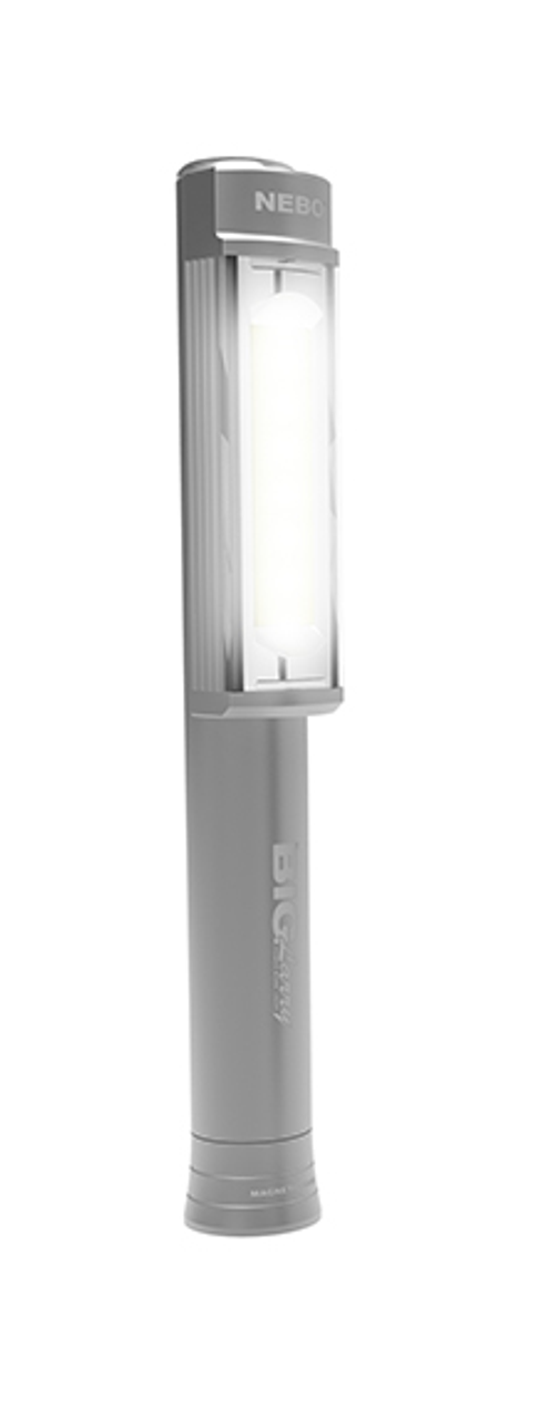 Nebo 6306 Big Larry LED Work Light - Silver