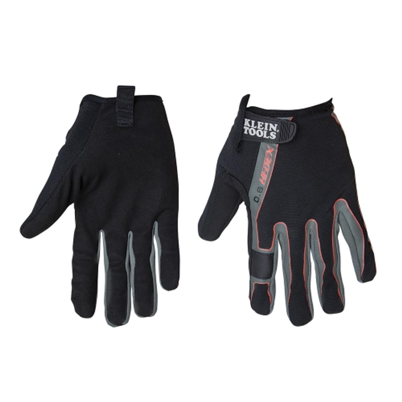 Klein 40231 High Dexterity Touchscreen Gloves, X-Large