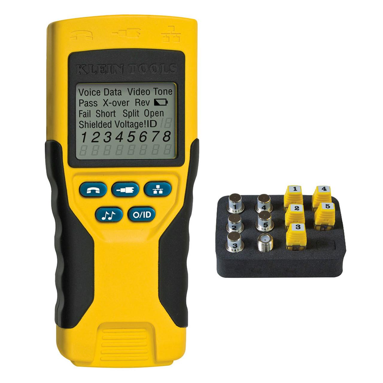 Klein VDV501-823 Scout Pro 2 Tester Kit