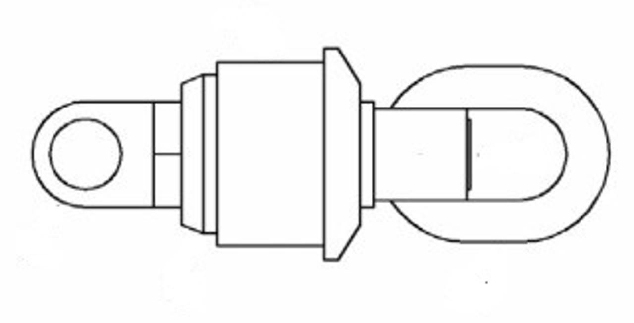 3/4'' Etco Fast-Loc Duct Plugs - RPL Series
