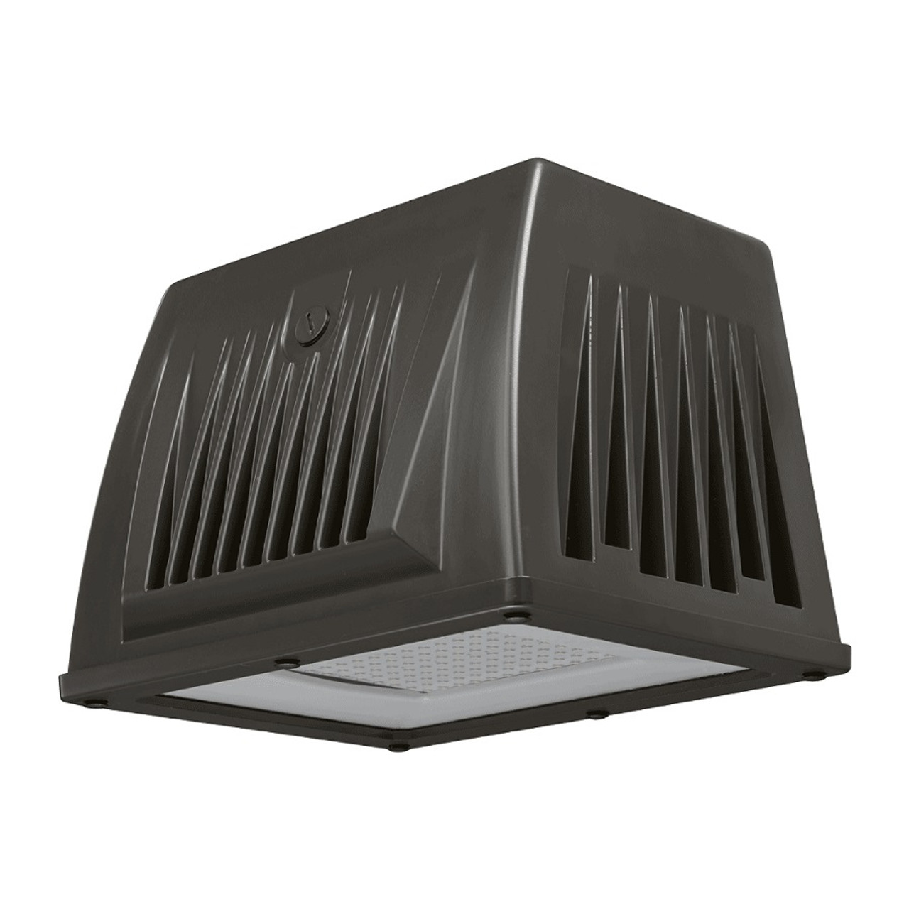 Atlas 102W LED Alpha Wall Pack Pro Wall Light