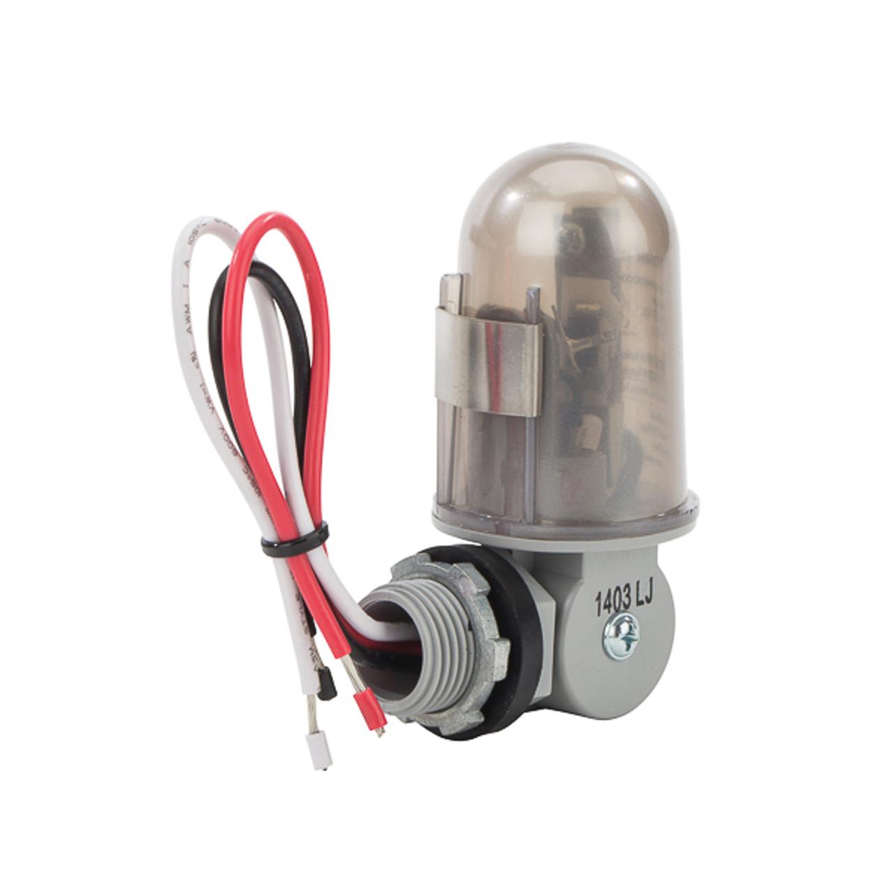 Tork 2002 208-277v SPST 2000w Photo Control Switches