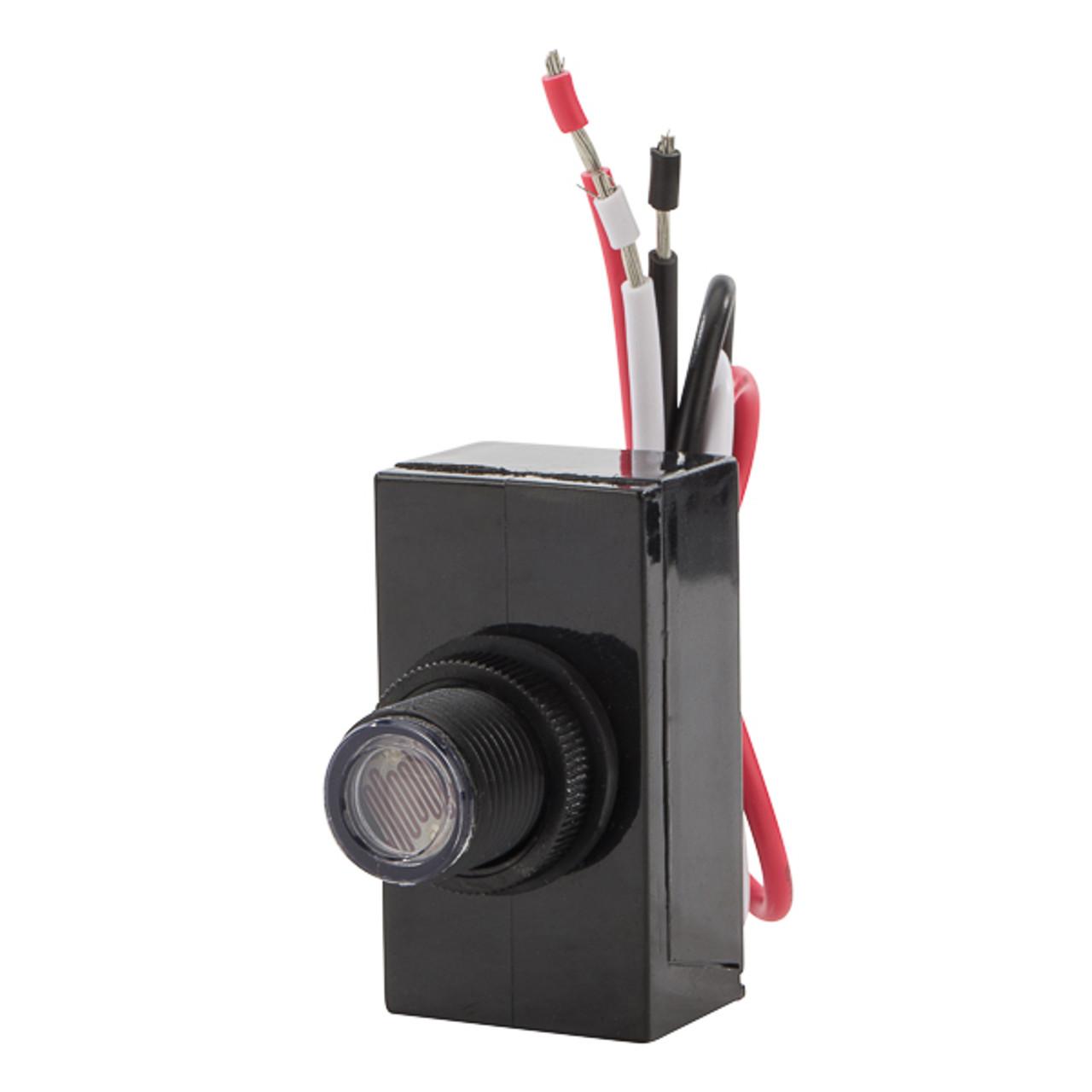 Tork 3002 208-277v 1500w Flush Mounted Photo Control Timing Swit