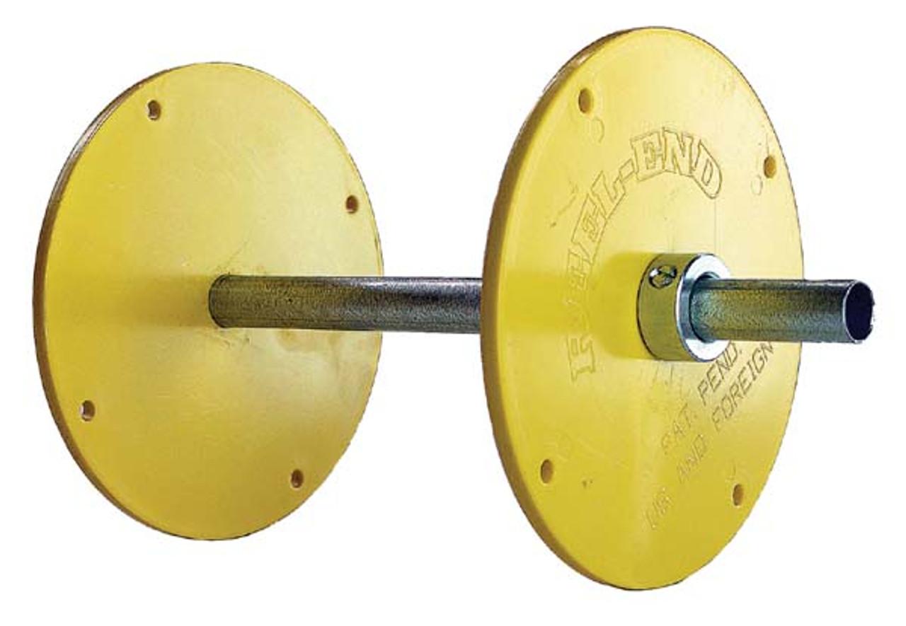 Rack-A-Tiers 17455 REEL-END  Wire Spool Repair