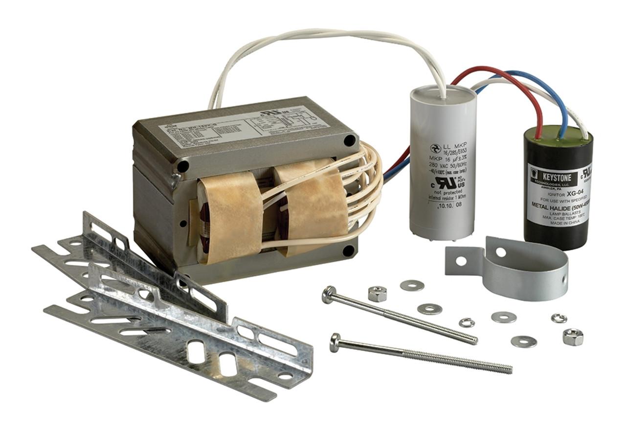 MH-150X-Q-KIT 150w Metal Halide Ballast 4-Tap