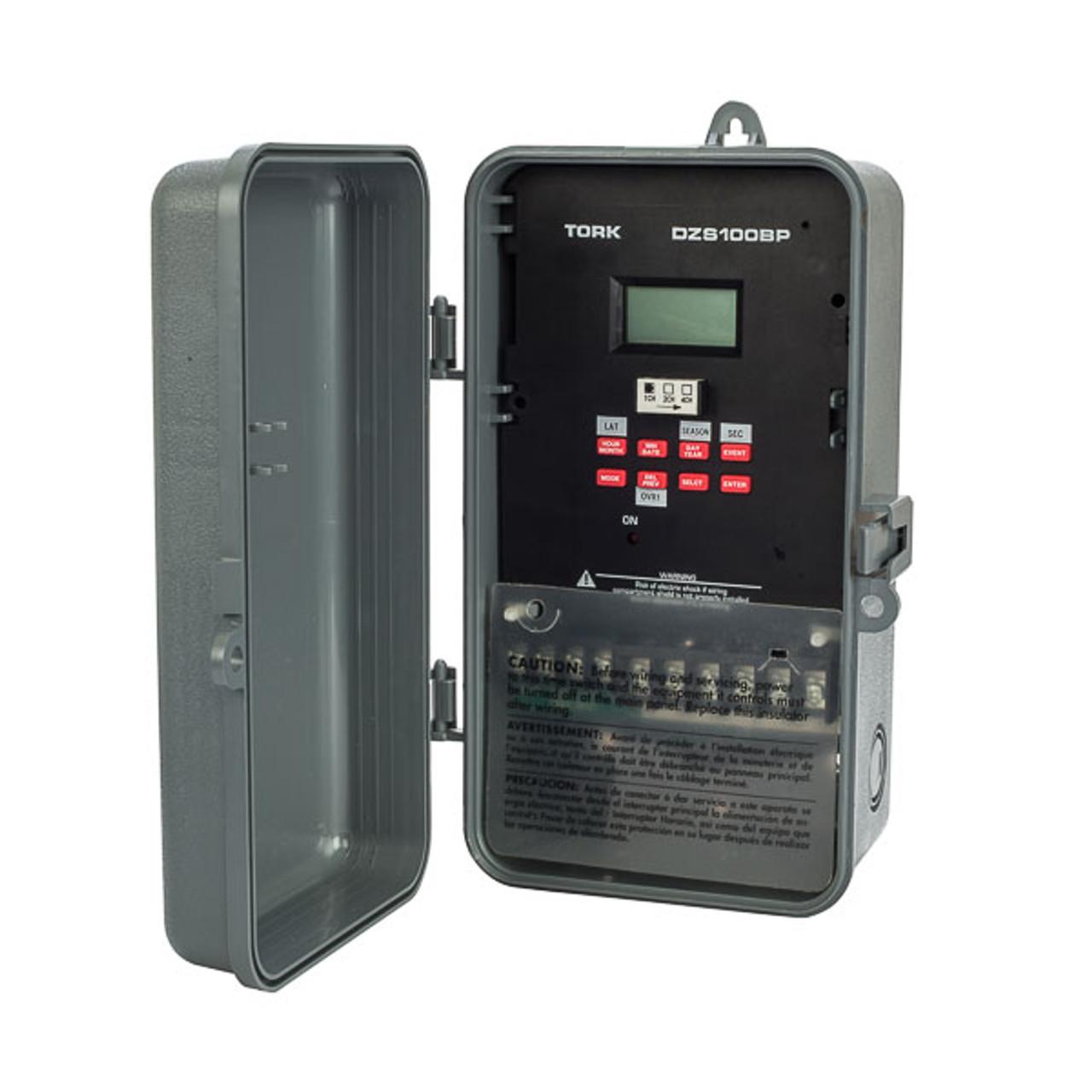 Tork DZS200BP, 2 Channel Multipurpose Control