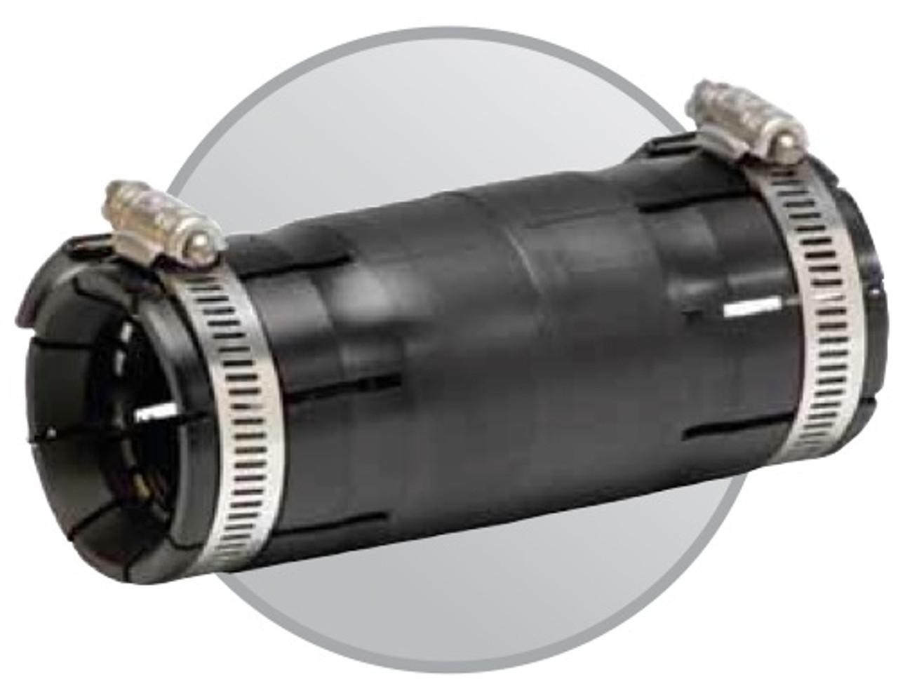 "1 1/4"" Shur-Lock II HDPE Coupling"
