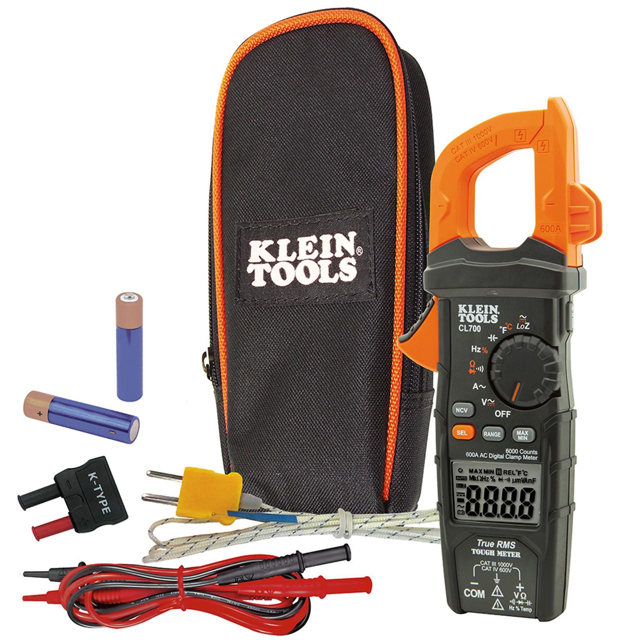 Klein CL700 Digital Clamp Meter