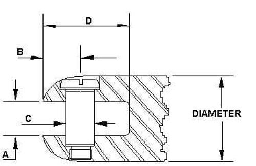 DCD00030 Clevis Pin