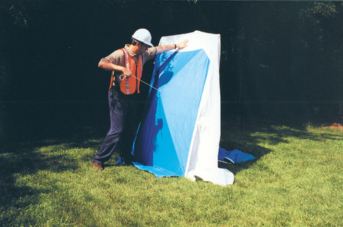 Condux Quick Tent – 6 x 6 with Velcro Door
