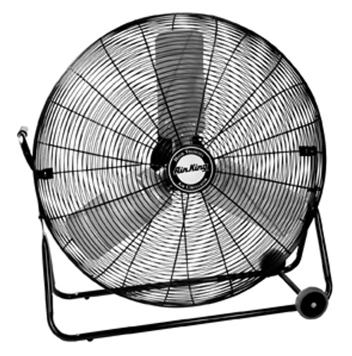 9230 30in 1/4 HP Industrial Grade Floor Fan