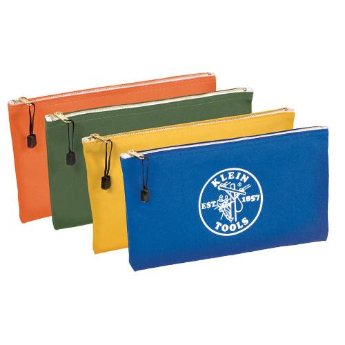 Klein 5140 4 Pack Canvas Bags