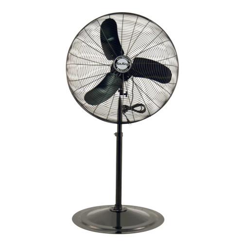 9175 30in 1/3 HP Industrial Grade Oscillating Pedestal Fan