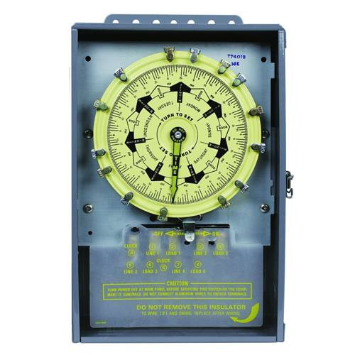 Intermatic T7401B Day Dial Energy Controler