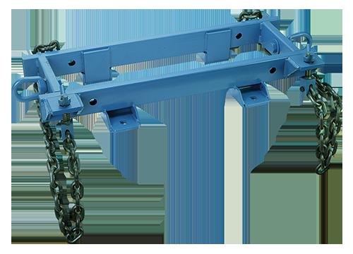 Condux Heavy Duty Floor-Conduit-Pole Mount Frame