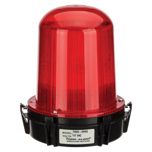 Tork TA93-2RN5 Midi Strobe 117V Red