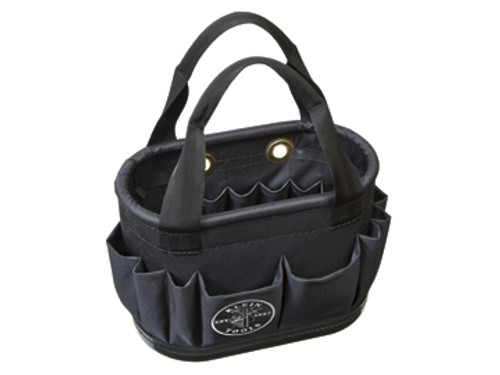 5144BHB14OS Hard Body Tote With 29 Pockets