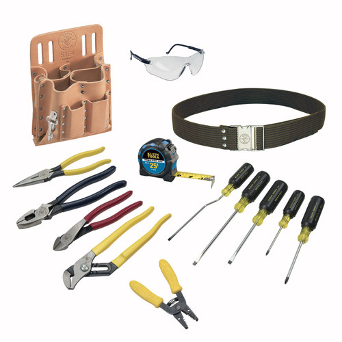 80014 14-Piece Electrician's Klein Tool Set