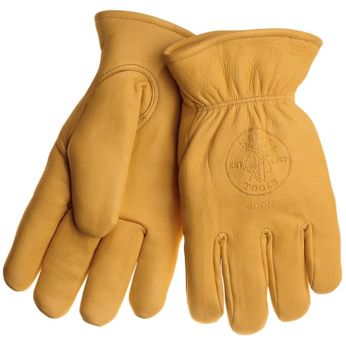 Klein 40016 Cowhide Gloves with Thinsulate™ Medium