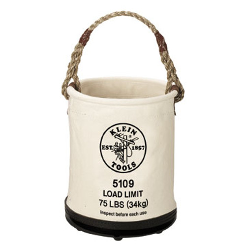 Klein 5109 Load Rated Plastic-Bottom Bucket