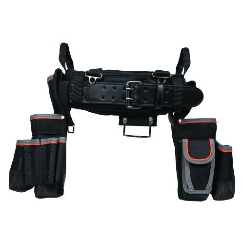 Klein 55427 Tradesman Pro Electrician's Tool Belt (Medium)
