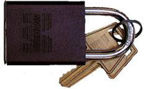 Padlocks Brown Keyed Different Accepts Master Key