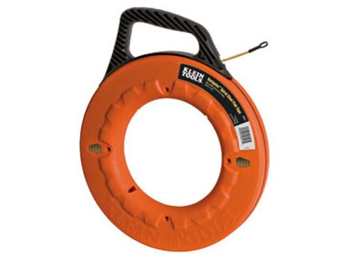 KLEIN 56013 Navigator™ Spiral Steel Fish Tape - 50'