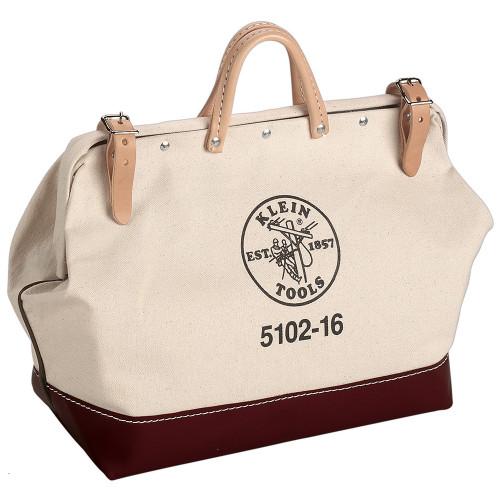 "5102-16 16"" Canvas Klein Tool Bags"