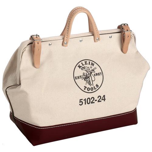 "5102-24 24"" Canvas Klein Tool Bags"
