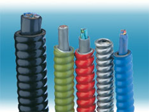 Armored Interlock Cable