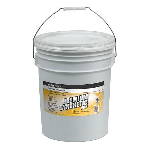 Klein 51013 Synthetic Wax Five Gallon Pail
