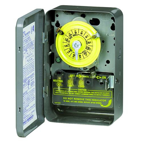 Intermatic  T101 Mechancial Time Switch Control