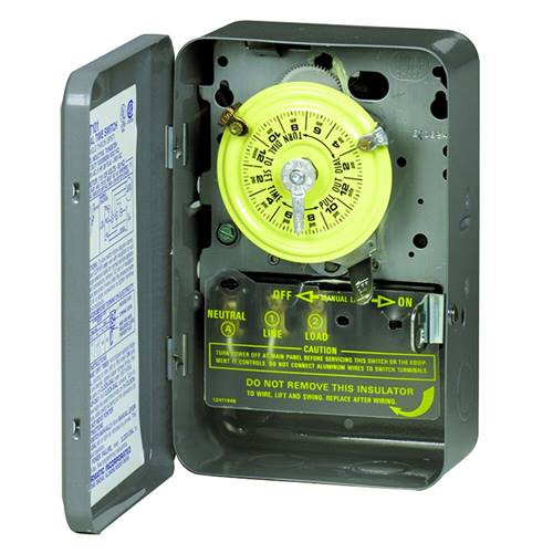 Intermatic T102 Indoor Time Switch