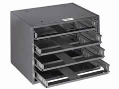 Klein 54476 Mid-Size 6-Box Slide Rack