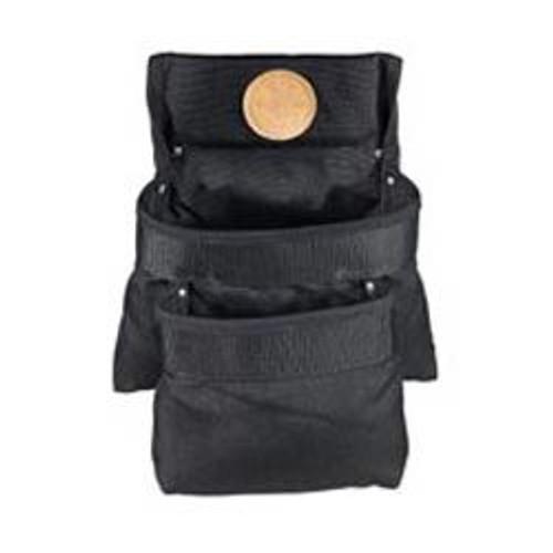 Klein 5702  2-Pocket Tool Pouch