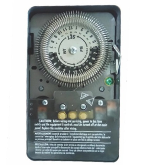 Tork 8009A 24HR Heavy Duty Time Switch