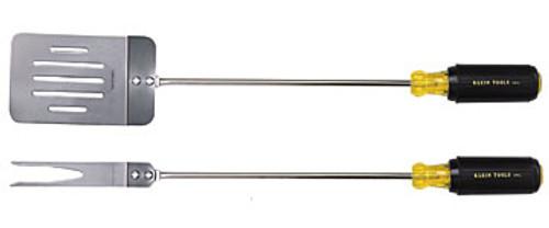 Klein Tools BBQ Tool Set - 2-piece w/ Cushion-Grip