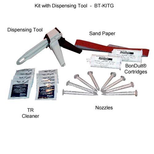 Polywater, BT-KITG, Bonduit, Conduit Adhesive