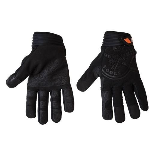 Klein 40232 Journeyman Wire Pulling Gloves, Medium