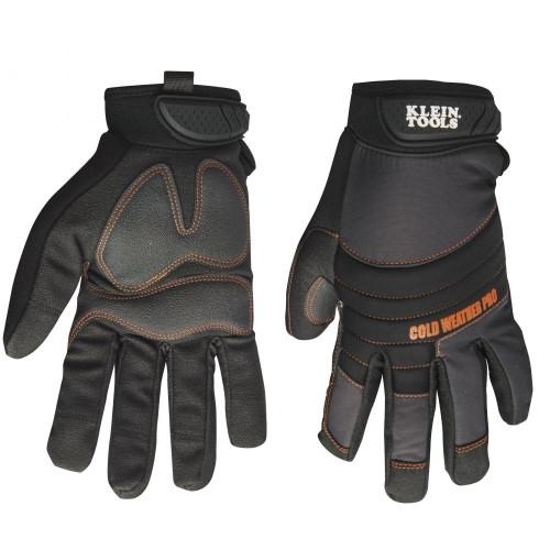 Klein 40211 Journeyman Cold Weather Pro Gloves, Medium